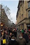 SJ8398 : Christmas Market - St Anne's Square by Anthony Parkes