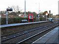 SD7213 : Bromley Cross Station by David Dixon