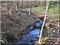 SD7314 : Hazelhurst Brook by David Dixon