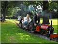 SO1091 : Miniature train rides by Penny Mayes