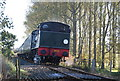 TQ7825 : Train, Kent and East Sussex Railway by N Chadwick