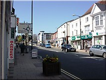 SP2871 : The Square, Kenilworth by John Brightley