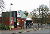 SP0483 : University Station, Birmingham by Brian Clift