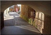 SX9292 : Arch, St Stephen's Church, Exeter by Derek Harper