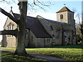 TL0570 : St Margaret's at Covington by Michael Trolove
