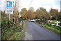 TQ5236 : Corseley Rd, Narrow bridge over the River Medway by N Chadwick