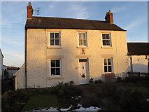 NZ2115 : Cottage in Piercebridge owned by Raby Estate by David Hawgood