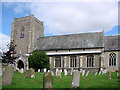TG3725 : Stalham St. Mary's church by Adrian S Pye