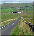 NY8882 : Country road near Redesmouth (6) by Stephen Richards