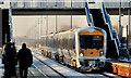 J3775 : Sydenham station, Belfast 2010 (5) by Albert Bridge