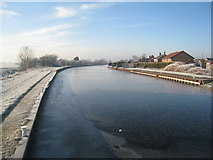 SE6912 : Stainforth and Keadby Canal by Jonathan Thacker
