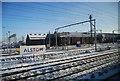 SJ8696 : Longsight Railway Depot by N Chadwick