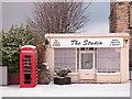 NT4075 : Hairdressers, Cockenzie by Richard Webb