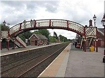 NY6820 : Appleby Station by K  A