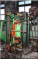 SE0446 : Waterloo Mills, Silsden - steam engine by Chris Allen