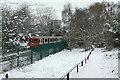 TQ2078 : Richmond line train by Alan Murray-Rust
