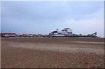 TG5307 : Britannia Pier by Steve Daniels