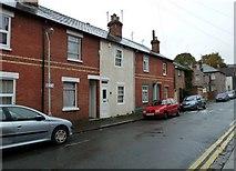 SU7172 : Terraced houses in Garnett Street by Basher Eyre