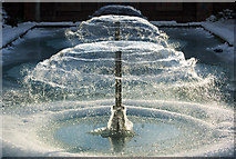 J5081 : Fountain, Bangor by Rossographer