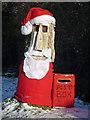 TL3762 : Tree sculpture for Christmas 2010 by Julian Paren