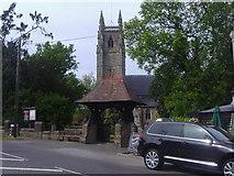 TL2702 : The church at Northaw by David Howard