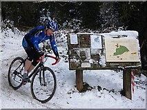 SP2972 : Kenilworth Common Cyclocross 2010 by John Brightley