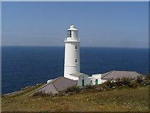 SW8576 : Lighthouse at Trevose Head by Amanda King