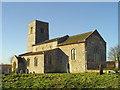 TG2714 : Rackheath All saints church by Adrian S Pye