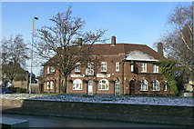TL4559 : The Portland Arms by Alan Murray-Rust