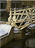 TL4458 : Mathematical Bridge, Queens' College  by Alan Murray-Rust