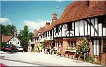 TR0653 : Chilham by Roger Smith