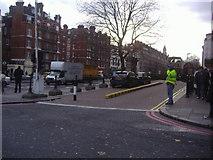 TQ2882 : Marylebone Road, corner of Allsop Place by David Howard