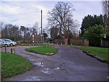 TQ1693 : Little Common, Stanmore by David Howard