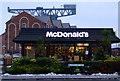 NS2975 : McDonald's Greenock by Thomas Nugent