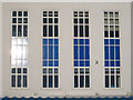 TQ8008 : Window detail at Marine Court by Oast House Archive