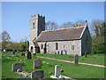 TG2504 : Arminghall St Mary's church by Adrian S Pye