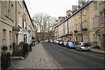 ST7465 : Brock Street by Richard Croft