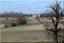 SO8843 : Croome Court viewed from Owl's Seat by Philip Halling
