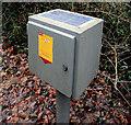 J3067 : Solar panel near Dunmurry by Albert Bridge