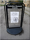SE5952 : Yorkshire Museum Events by Phil Champion