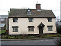 TM2179 : Old cottage in The Street, Brockdish by Evelyn Simak