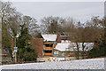 TQ2249 : Wonham Mill by Ian Capper