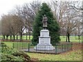 O1736 : Sean Russell's Statue in Fairview Park by Eric Jones