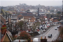 TQ4210 : Lewes, Sussex by Peter Trimming