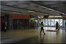 SE1632 : Bradford Interchange  - entrance to concourse by Phil Champion