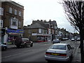 TQ3894 : Station Road, North Chingford by PAUL FARMER