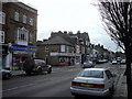 TQ3894 : Station Road, North Chingford by PAUL FARMER