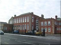 TA1767 : Former girls high school on St John's Street, Bridlington by Stefan De Wit