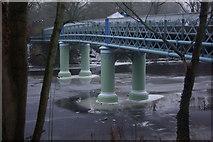 NZ0416 : Deepdale Aqueduct by Stephen McKay