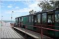 SU4208 : Hythe Pier railway by Graham Horn